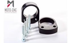 Kawasaki ZZR1400 Handle Bar Riser Kit All Years All Models   20mm Rise