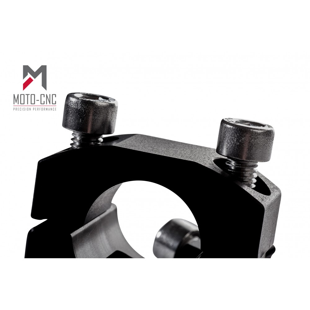 KTM 990//950 Adventure//Baja//S-E Pivoting Handle Bar Riser Kit To Fit 28mm Bars