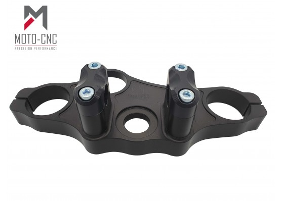 Yamaha R1 Top Yoke Conversion 2004-2006 Black Anodised